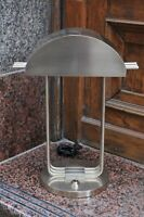 Bauhaus  style table lamp, Marcel Breuer design, 20th century, working condition
