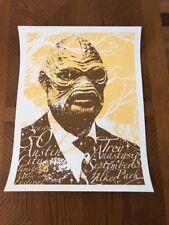 RARE Trey Anistasio Austin City Limits Music Festival Poster Print 66/101 Phish