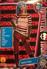 Monster High Ghoulia Yelps Costume Girl S(4-6)