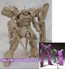 Gundam AMS-129 GEARA一ZULU GK Conversion Kits MG 1/100