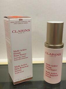 Clarins Multi-Active Skin Renewal Serum Youth Boost (1 fl oz/30ml)