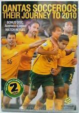 QANTAS SOCCEROOS Their Journey to 2010 FIFA World Cup Soccer & vs. JAPAN at MCG