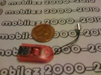 PINK Micro SD/SDHC Memory Card Reader/Writer TF/Transflash USB Adapter NEW UK