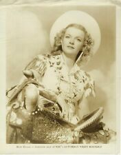 1951 DALE EVANS - STAR OF SATURDAY NIGHT ROUNDUP - PROMOTIONAL PICTURE