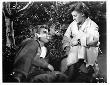 JAMES DEAN & NATALIE WOOD vintage 1955 REBEL WITHOUT A CAUSE photo