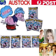 10x Fart Bomb Bags Smelly Nasty Stinky Gas Stink Bombs Prank Joke Gag Tricky OZ