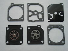Diafragma de Carburador Junta Kit Carburador Zama Stihl MS170 017 C1Q el m s RB45 RB