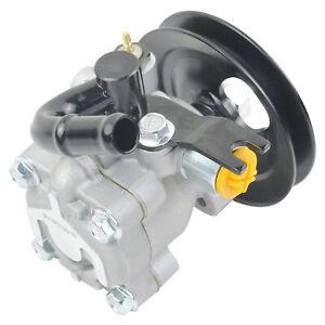 New Power Steering Pump 57100-1G000 For Kia Rio Base EX LX SX Sedan 2006-2011