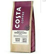 6 Packs Costa Coffee Beans Mocha Italia Coffee Signature Blend (200g x6)