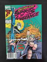 GHOST RIDER AND BLAZE SPIRIT OF VENGEANCE #2 MARVEL COMICS 1992 VF/NM NEWSSTAND