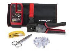 Platinum Tools 90148 EXO ezEX-RJ45 Termination and Test Kit