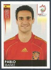 PANINI EURO 2008- #418-ESPANA-SPAIN-PABLO IBANEZ