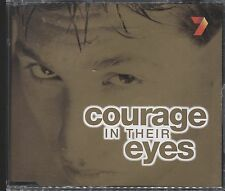 Mike Brady – Courage In Their Eyes cd single