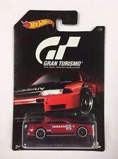 Hot Wheels 2016 Gran Turismo Red Nissan Skyline GT-R (R32) (T01)