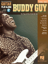 Buddy Guy - Guitar Play-Along Volume 183