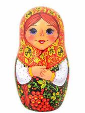 Gift Matryoshka Russian souvenir ceylon black tea  50 gr