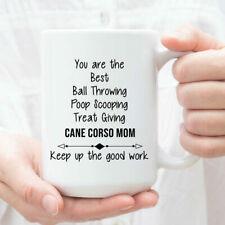 Cane Corso Mom Gifts Funny Cane Corso Mom Cup Christmas Present For Cane Corso