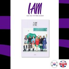 [NEW + SEALED!] (G)I-DLE I AM 1st Mini Album Girl Idle G-IDLE Cube Debut K-pop