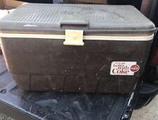 Coke Coca Cola Vintage Cooler Loto 43