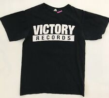 Victory Records Hardcore T Shirt Small Worn Rare Mack