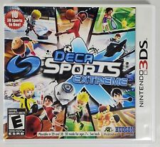 DECA SPORTS EXTREME Nintendo 3DS COMPLETE
