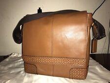 Authentic Coach Men's Messenger Bag, F74386