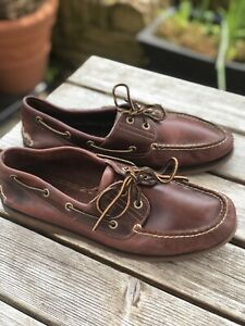 mens timberland boat shoes size 11