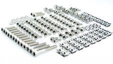 Yamaha Aerox Schrauben Set Custom Tuning Clips rostfreier Edelstahl 140 Teile