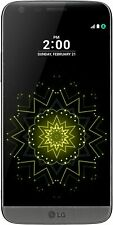 LG G5 32 GB UK Smartphone SIM-FREE-GRIGIO TITAN * Rapido e gratuito consegna * (982313)
