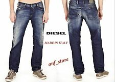 NWT Diesel WAYKEE 0824L DNA Mutation Men Jeans 26 x 30 Safado Larkee Viker $348