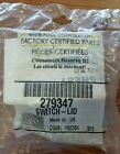 Whirlpool 279347 Washer and Dryer Lid Switch FSP photo