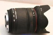 Sony Fit 28-300mm Sigma DG Alpha Zoom Lente 8 D versión de contacto