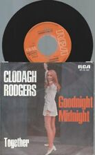 "7""  Clodagh Rodgers ‎– Goodnight Midnight"