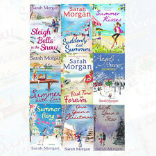Sarah Morgan 9 Books Collection Set Pack First Time in Forever, Summer Fling NEW