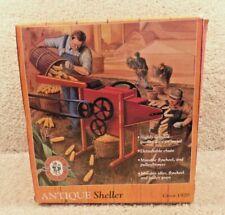 Vintage ERTL 1/8 Scale Diecast Power House Farm Series Antique Red Corn Sheller