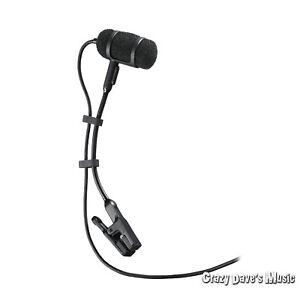 Audio-Technica PRO 35 Cardioid Condenser Clip-on Instrument Microphone (Demo)