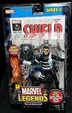 Marvel Legends Series V (5) NICK FURY (Shield/Avengers/Captain America) New!