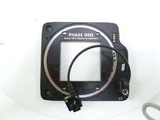 Phase One Adapter for Hasselblad V to Mamiya RZ Camera Mount, Digital Back Adapt