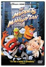 USED DVD - THE MUPPETS TAKE MANHATTAN - JIM HENSON - JOAN RIVERS, ART CARNEY