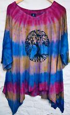 Tie-Dye Tree of Life