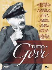 Dvd Gilberto Govi - Tutto Govi - (7 Dischi 7 Opere 780 Min) ......NUOVO