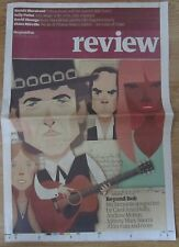 Favourite songwriters – words and music – Guardian Review – 5 November 2016