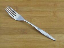 Oneida Rose Duet Dinner Fork Stainless Flatware Silverware Glossy