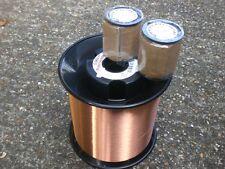 43awg 0.056 mm SMALTATO RAME Pickup Chitarra FILO, MAGNETE FILO, bobina di filo -250 gr