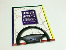 1997 1998 Ford Mustang Lincoln Town Car Mercury Grand Marquis Brochure - French