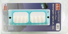 "Donegan LP-2 OptiVisor® Glass Lens Plate, 1.5X Magnification at 20"" Focal Length"