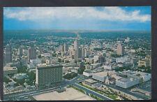 America Postcard - Skyline, San Antonio, Texas      T6347