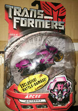 ★★ TRANSFORMERS MOVIE DELUXE ARCEE BATTLE DAMAGE REPAINT RARE ★