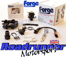 Forge Recirculation Dump Valve & Kit Golf MK5 Gti Edition 30 FMFSITVR Black New