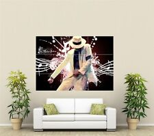 More details for michael jackson giant xl section wall art poster m105